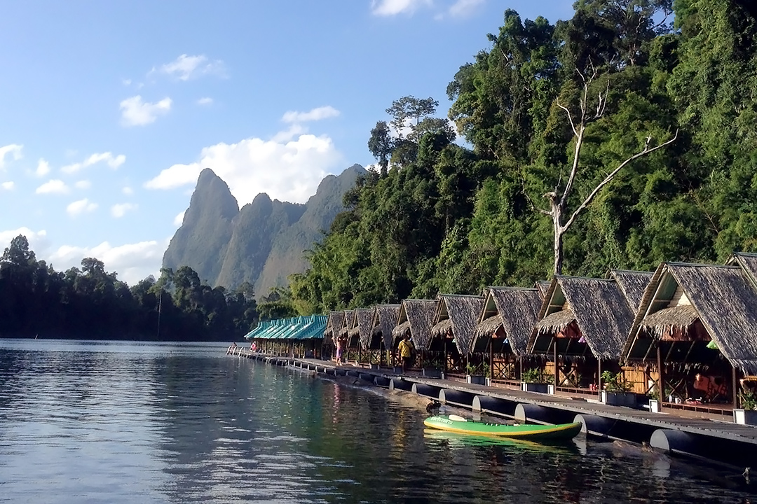 places to see in Khao Sok