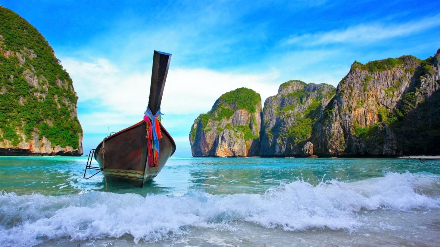 places to see in Koh Phi Phi
